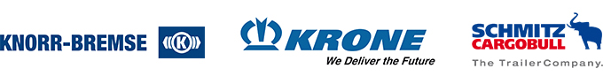 Parts Stockists Logos